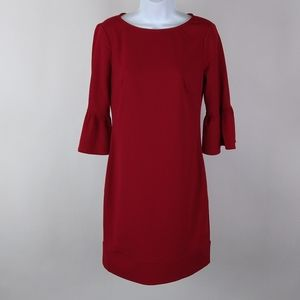 American Living fitted shift dress